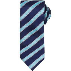 textil Herre Slips og accessories Premier  Navy/ Turquoise