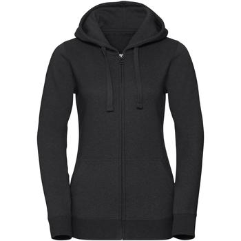 textil Dame Sweatshirts Russell R263F Charcoal Melange