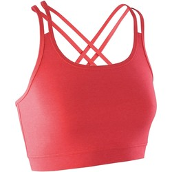 textil Dame Sports-BH Spiro S274F Hot Coral
