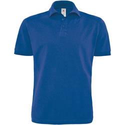 textil Herre Polo-t-shirts m. korte ærmer B And C PU422 Royal Blue