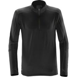 textil Herre Pullovere Stormtech Pulse Black/Carbon
