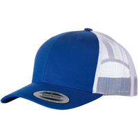 Accessories Kasketter Yupoong  Bright Royal/White