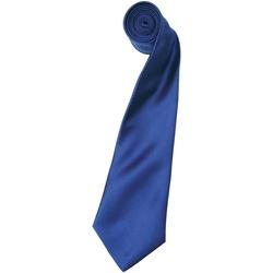 textil Herre Slips og accessories Premier Satin Marine Blue