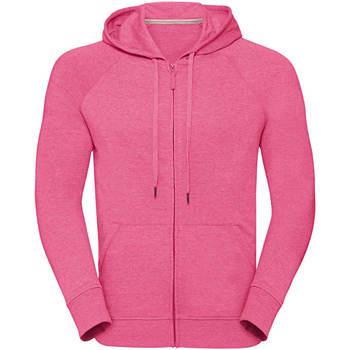 textil Herre Sweatshirts Russell J284M Pink Marl