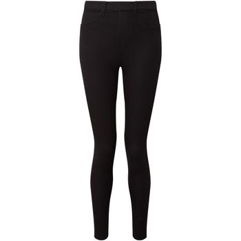textil Dame Leggings Asquith & Fox AQ062 Black