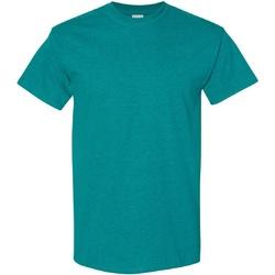textil Herre T-shirts m. korte ærmer Gildan Heavy Antique Jade Dome