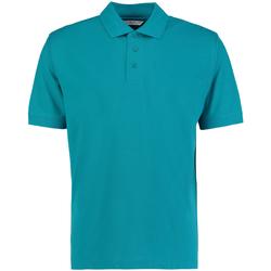textil Herre Polo-t-shirts m. korte ærmer Kustom Kit KK403 Jade