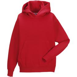 textil Børn Sweatshirts Jerzees Schoolgear 575B Classic Red
