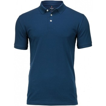 textil Herre Polo-t-shirts m. korte ærmer Nimbus NB52M Indigo Blue