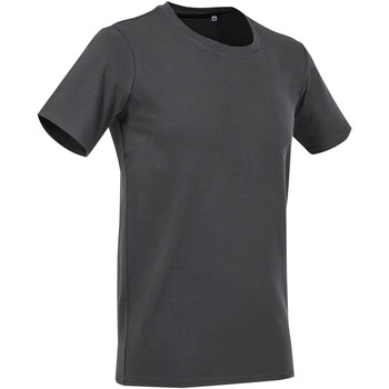 textil Herre T-shirts m. korte ærmer Stedman Stars  Slate Grey