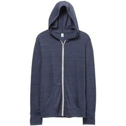 textil Herre Sweatshirts Alternative Apparel AT002 Eco True Navy