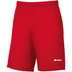 textil Dreng Shorts Lotto Omega Flame Red
