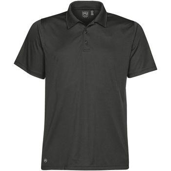 textil Herre Polo-t-shirts m. korte ærmer Stormtech Eclipse Carbon