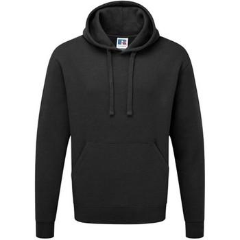 textil Herre Sweatshirts Russell 575M Black