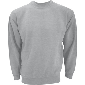 textil Sweatshirts Ultimate Clothing Collection UCC001 Heather Grey
