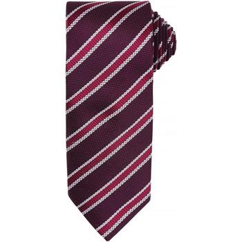 textil Herre Slips og accessories Premier  Burgundy/ Aubergine