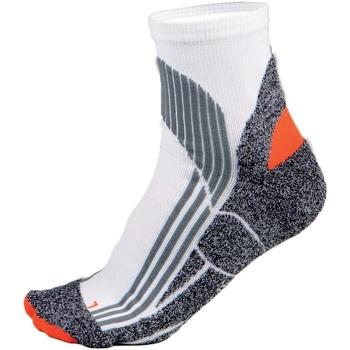 Accessories Herre Sportsstrømper Kariban Proact Technical White/ Grey/ Orange