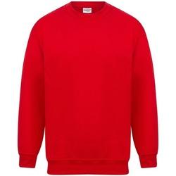 textil Herre Sweatshirts Absolute Apparel Magnum Red