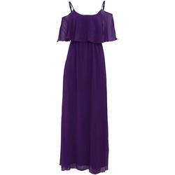 textil Dame Lange kjoler Girls On Film  Purple