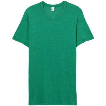 textil Herre T-shirts m. korte ærmer Alternative Apparel AT001 Eco True Green