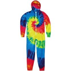 textil Børn Buksedragter / Overalls Colortone TD36B Rainbow