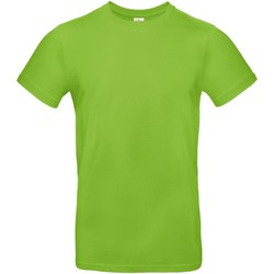 textil Herre T-shirts m. korte ærmer B And C TU03T Orchid Green