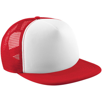 Accessories Kasketter Beechfield B645 Classic Red/White