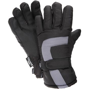Accessories Børn Handsker Floso  Black/Grey