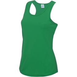 textil Dame Toppe / T-shirts uden ærmer Awdis JC015 Kelly Green