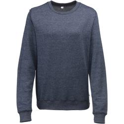 textil Dame Sweatshirts Awdis JH045 Navy Heather
