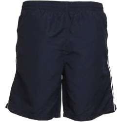 textil Herre Shorts Gamegear KK980 Navy/White