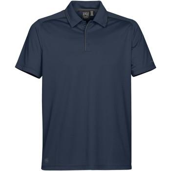 textil Herre Polo-t-shirts m. korte ærmer Stormtech Inertia Navy / Graphite