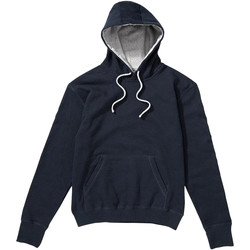 textil Herre Sweatshirts Sg SG24 Navy/Light Oxford