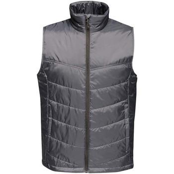 textil Herre Dynejakker Regatta RG113 Seal Grey