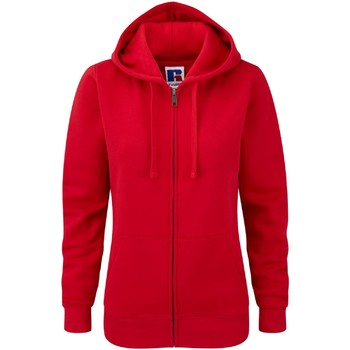 textil Dame Sweatshirts Russell 266F Classic Red