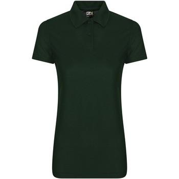 textil Dame Polo-t-shirts m. korte ærmer Pro Rtx RX05F Bottle Green