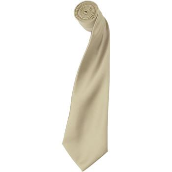 textil Herre Slips og accessories Premier Satin Natural
