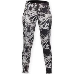 textil Dame Leggings Skinni Fit SK424 Black / Print