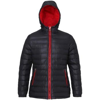 textil Dame Dynejakker 2786 TS16F Black/Red