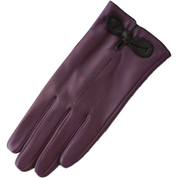 Accessories Dame Handsker Eastern Counties Leather  Purple/Black