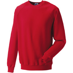textil Sweatshirts Russell 7620M Classic Red