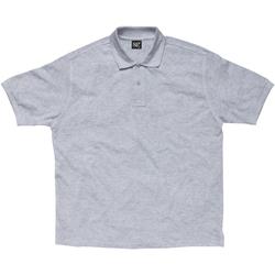 textil Dame Polo-t-shirts m. korte ærmer Sg SG59F Light Oxford