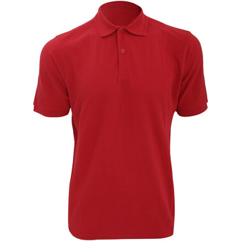 textil Herre Polo-t-shirts m. korte ærmer Russell Ripple Classic Red
