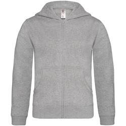 textil Børn Sweatshirts B And C B421B Heather Grey