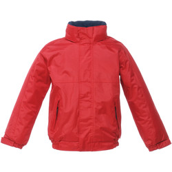 textil Børn Vindjakker Regatta TRW418 Classic Red/Navy