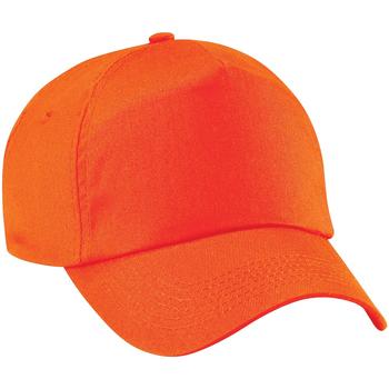Accessories Kasketter Beechfield B10 Orange