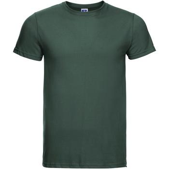 textil Herre T-shirts m. korte ærmer Russell R155M Bottle Green