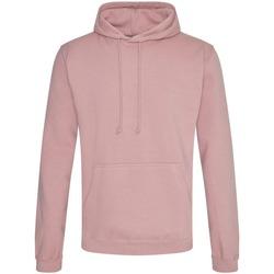 textil Sweatshirts Awdis College Dusty Pink