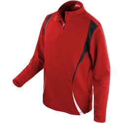textil Sportsjakker Spiro S178X Red/Black/White