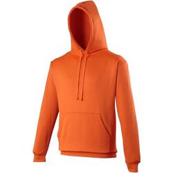 textil Sweatshirts Awdis JH004 Electric Orange